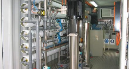 Reverse Osmosis Desalination for portable and heavy-duty uses